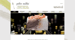 Preview of juliomilla.es